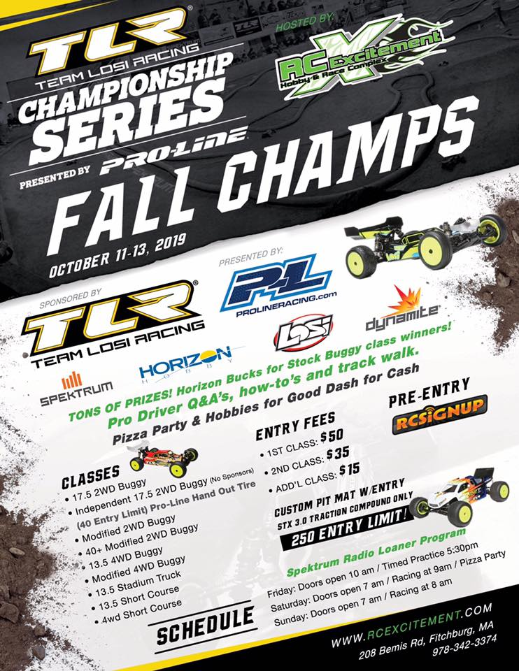RC Excitement - The Premier RC Racing Complex in the North East!
