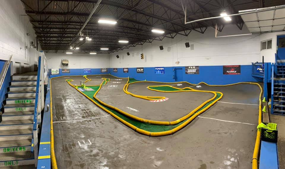 Indoor Dirt Track